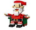 40206 Lego Creator Сборная игрушка - Санта Клаус, фото 2