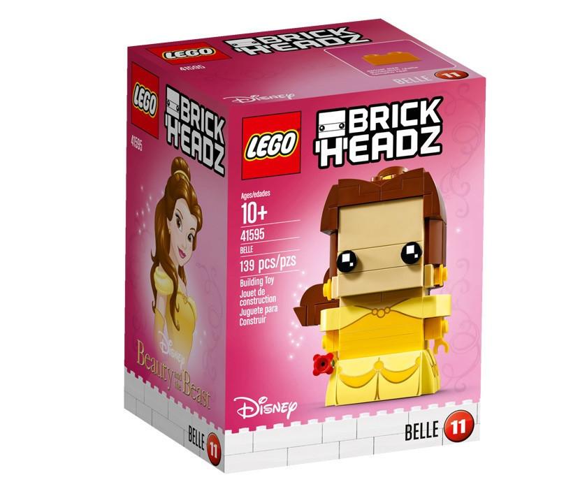41595 Lego BrickHeadz Белль, Лего БрикХедз