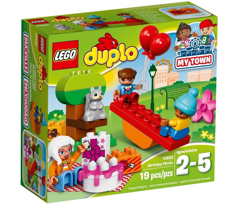 10832 Lego Duplo День рождения, Лего Дупло
