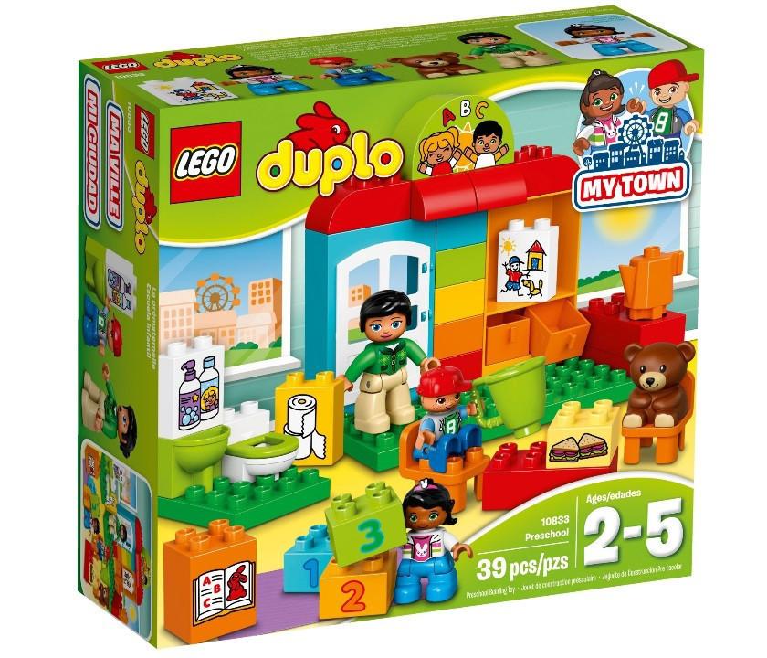 10833 Lego Duplo Детский сад, Лего Дупло