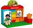 10833 Lego Duplo Детский сад, Лего Дупло, фото 4