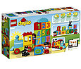 10847 Lego Duplo Поезд Считай и играй, Лего Дупло, фото 2