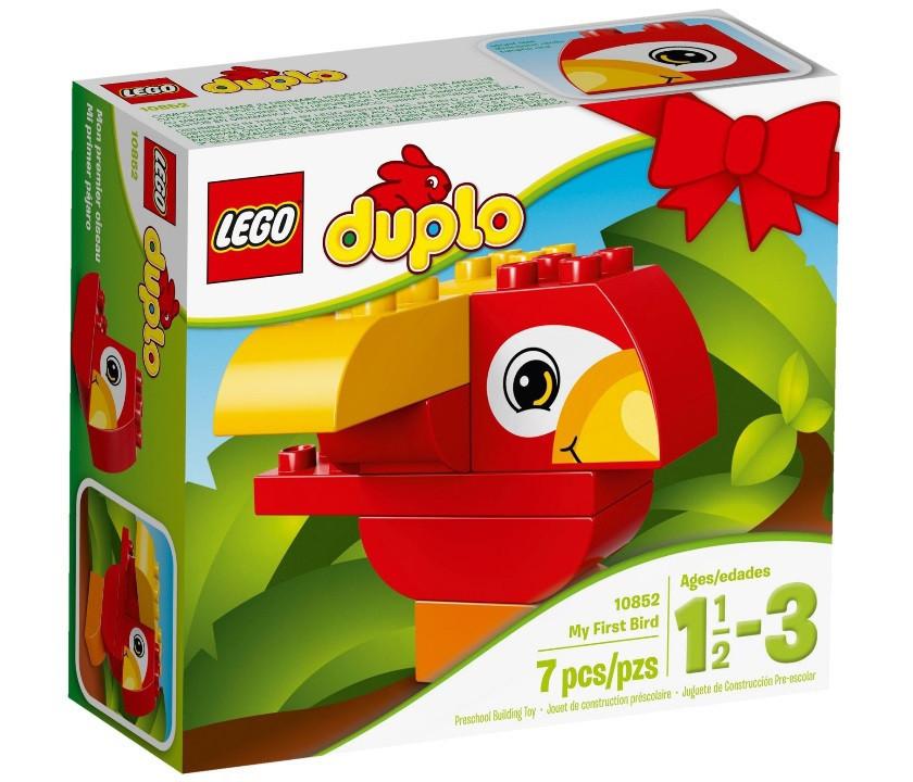 10852 Lego Duplo Моя первая птичка, Лего Дупло