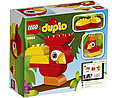 10852 Lego Duplo Моя первая птичка, Лего Дупло, фото 2