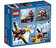 60144 Lego City Гоночный самолёт, Лего Город Сити, фото 2