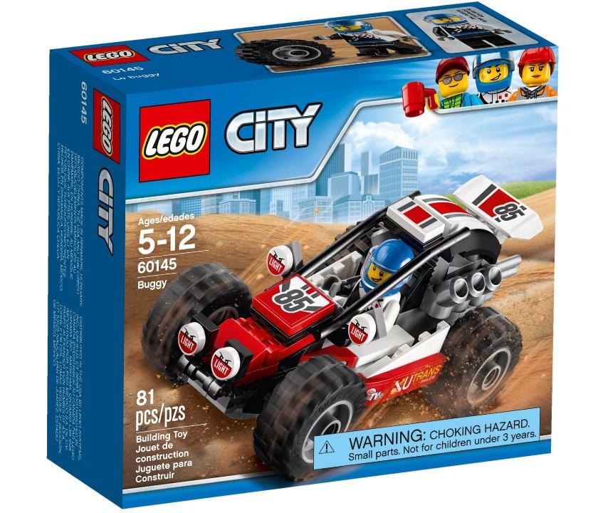 60145 Lego City Багги, Лего Город Сити