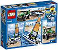 60149 Lego City Внедорожник с прицепом для катамарана, Лего Город Сити, фото 2