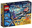 70348 Lego Nexo Knights Турнирная машина Ланса, Лего Рыцари Нексо, фото 3