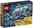 70349 Lego Nexo Knights Мобильная тюрьма Руины, Лего Рыцари Нексо, фото 2