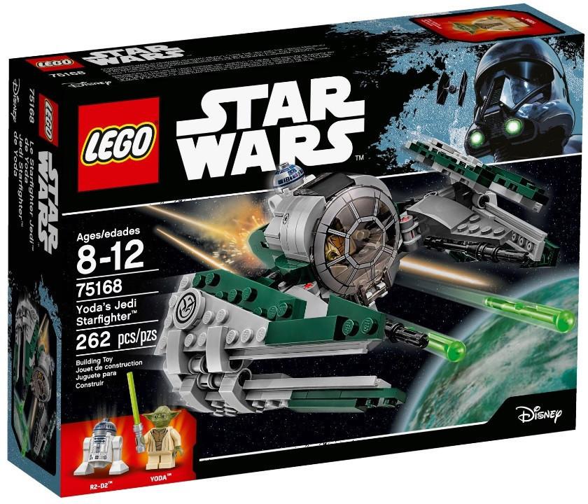 75168 Lego Star Wars Звёздный истребитель Йоды™, Лего Звездные войны