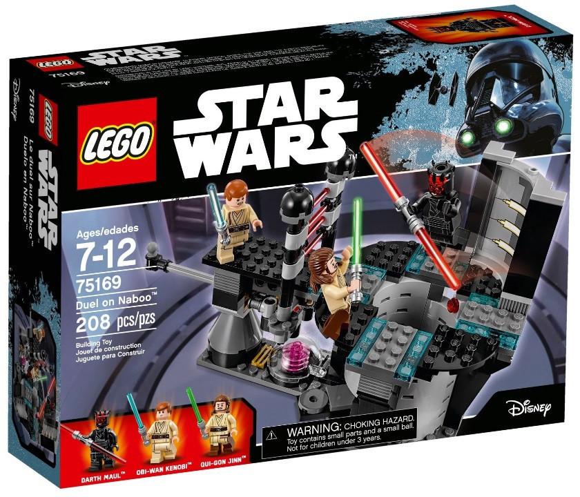 75169 Lego Star Wars Дуэль на Набу™, Лего Звездные войны