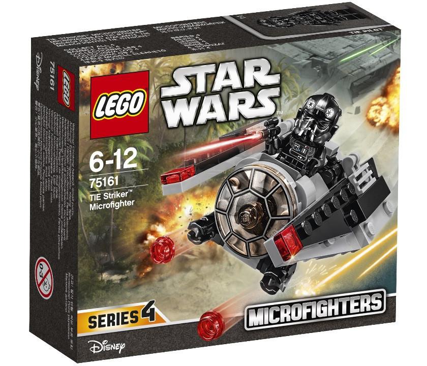 75161 Lego Star Wars Микроистребитель-штурмовик TIE™, Лего Звездные войны