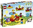 10845 Lego Duplo Моя первая карусель, Лего Дупло, фото 2