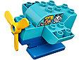 10849 Lego Duplo Мой первый самолёт, Лего Дупло, фото 2