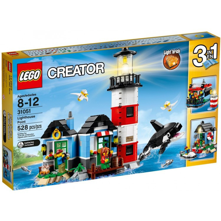 31051 Lego Creator Маяк, Лего Креатор