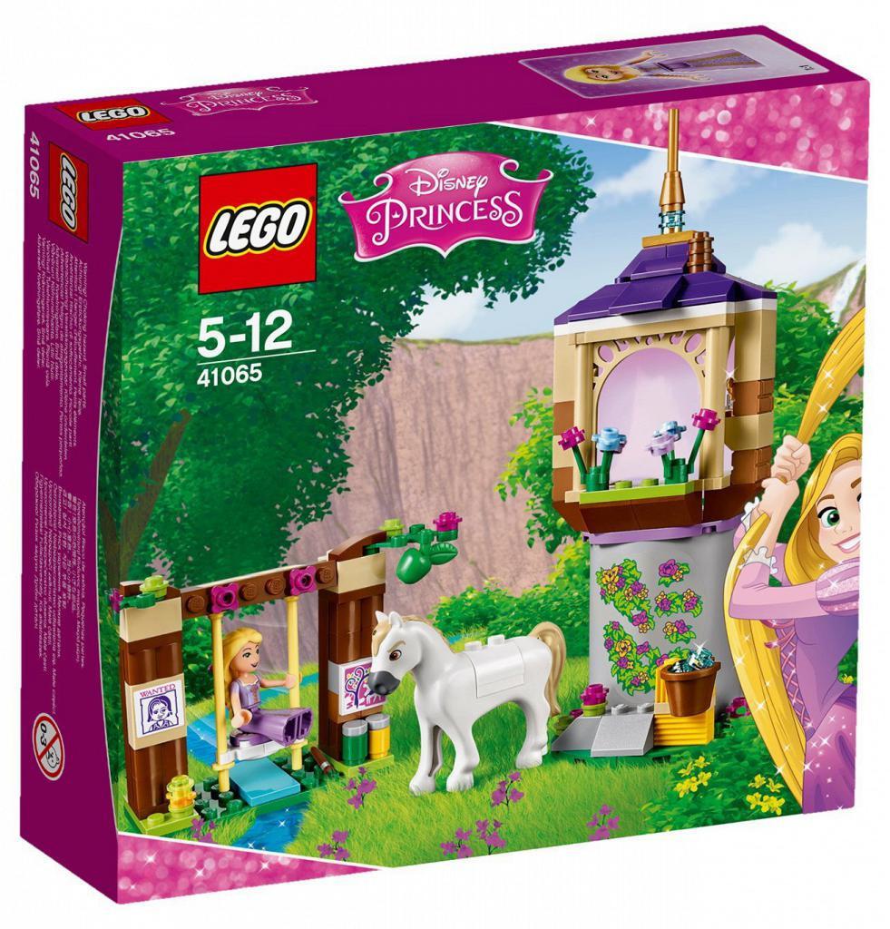 41065 Lego Disney Лучший день Рапунцель, Лего Принцессы Дисней