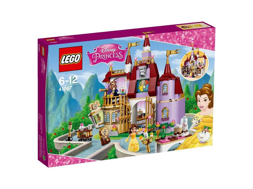 41067 Lego Disney Заколдованный замок Белль, Лего Принцессы Дисней