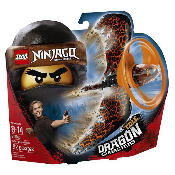 70645 Lego Ninjago Коул — Мастер дракона, Лего Ниндзяго