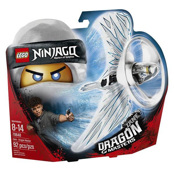 70648 Lego Ninjago Зейн — Мастер дракона, Лего Ниндзяго
