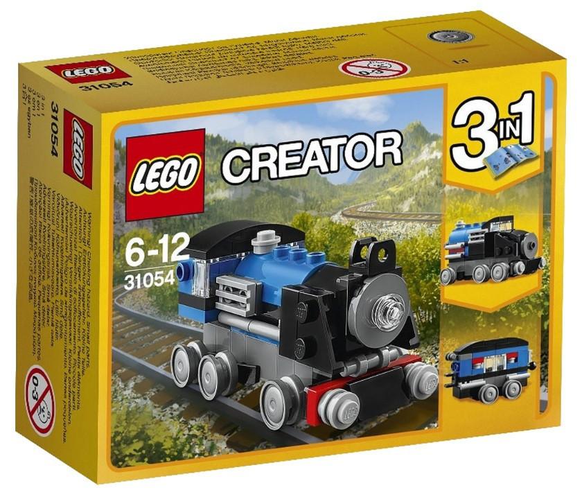 31054 Lego Creator Голубой экспресс, Лего Креатор