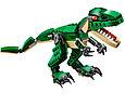 31058 Lego Creator Грозный динозавр, Лего Креатор, фото 4