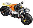 31059 Lego Creator Жёлтый мотоцикл, Лего Креатор, фото 4