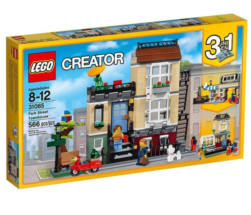 31065 Lego Creator Домик в пригороде, Лего Креатор