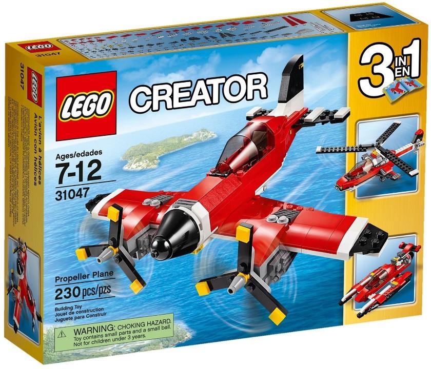 31047 Lego Creator Путешествие по воздуху, Лего Креатор
