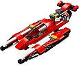 31047 Lego Creator Путешествие по воздуху, Лего Креатор, фото 4