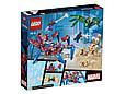76114 Lego Super Heroes Паучий вездеход, Лего Супергерои Marvel, фото 2