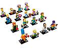 71009 Lego Минифигурка Симпсоны 2-й выпуск (неизвестная, 1 из 16 возможных), фото 2
