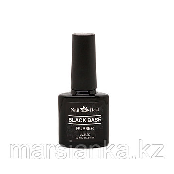 База Nail Best Black (черная), 10мл