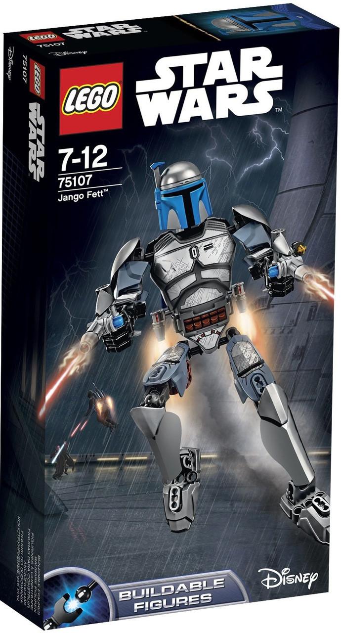 75107 Lego Star Wars Джанго Фетт, Лего Звездные войны