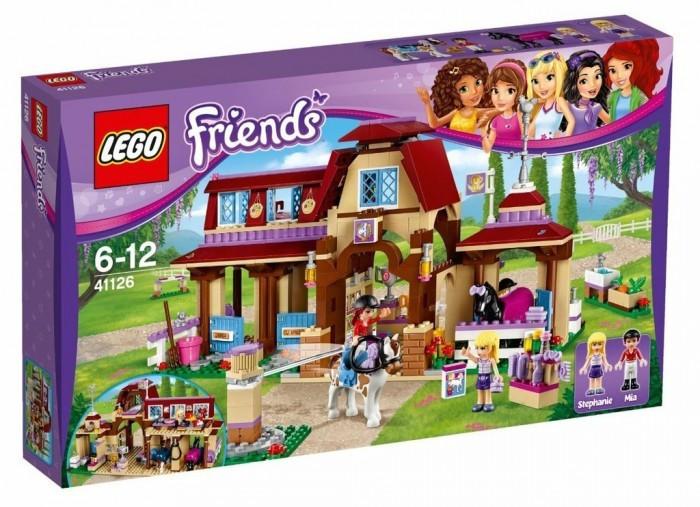 41126 Lego Friends Клуб верховой езды, Лего Подружки