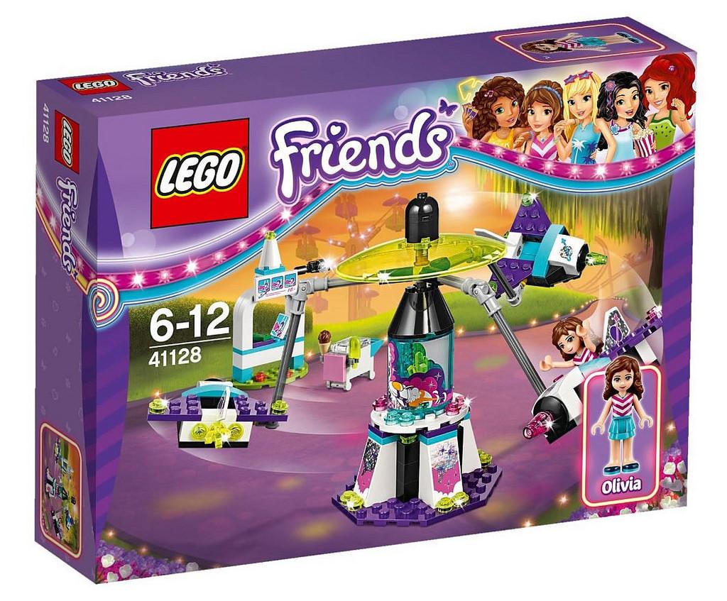 41128 Lego Friends Парк развлечений: Космическое путешествие, Лего Подружки