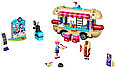 41129 Lego Friends Парк развлечений: фургон с хот-догами, Лего Подружки, фото 2