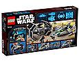 75150 Lego Star Wars Усовершенствованные истребители, Лего Звездные войны, фото 2