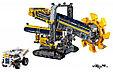 42055 Lego Technic Роторный экскаватор, Лего Техник, фото 2