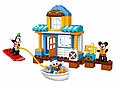 10827 Lego Duplo Микки и его друзья: Домик на пляже, Лего Дупло, фото 2