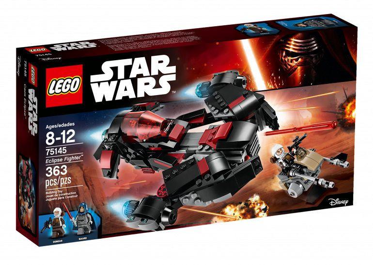 75145 Lego Star Wars Истребитель Затмения, Лего Звездные войны