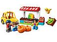 10867 Lego DUPLO Town Фермерский рынок, Лего Дупло, фото 3