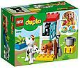 10870 Lego DUPLO Town Ферма: домашние животные, Лего Дупло, фото 2