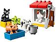 10870 Lego DUPLO Town Ферма: домашние животные, Лего Дупло, фото 3