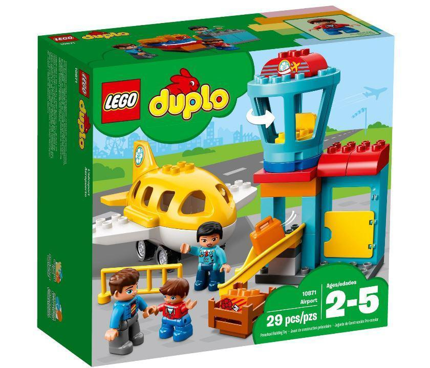 10871 Lego DUPLO Town Аэропорт, Лего Дупло