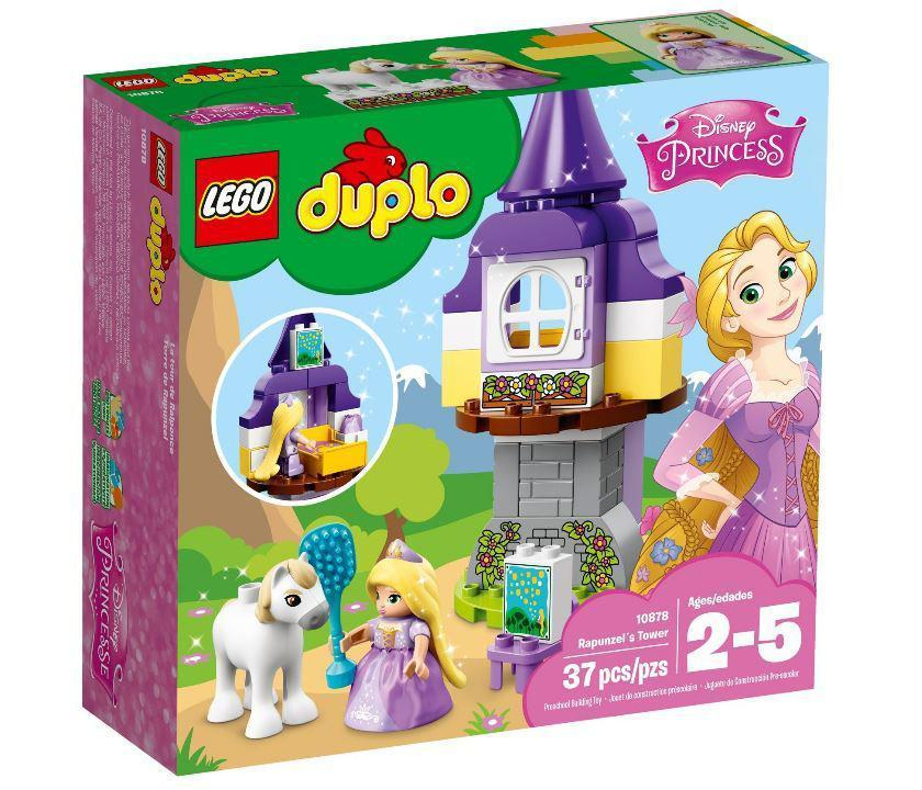 10878 Lego DUPLO Princess Башня Рапунцель, Лего Дупло