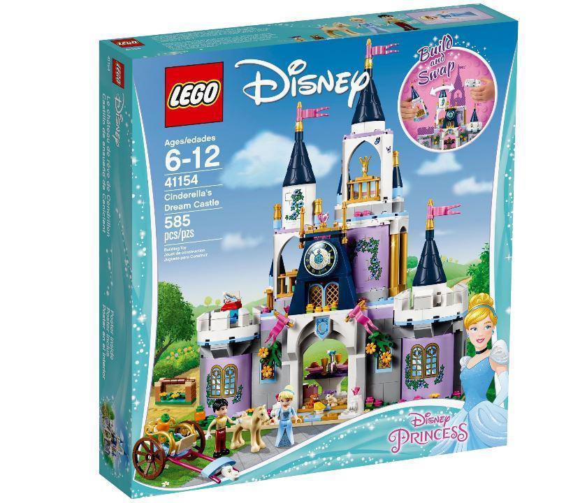 41154 Lego Disney Princess Волшебный замок Золушки, Лего Принцессы Дисней