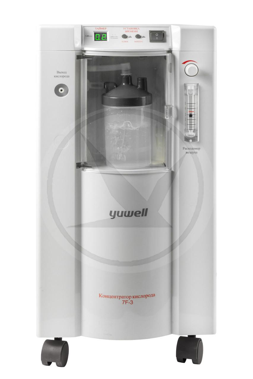 Кислородный концентратор 7F-3 Рестор (3 литра в минуту, 93%) - фото 2