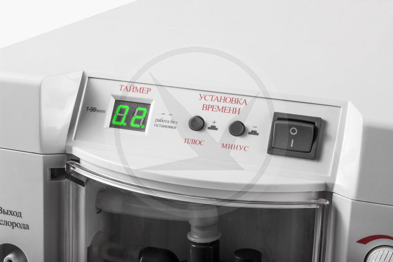 Кислородный концентратор 7F-3 Рестор (3 литра в минуту, 93%) - фото 3
