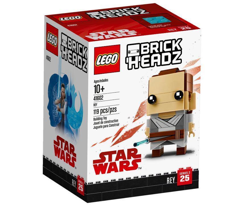 41602 Lego BrickHeadz Рей, Лего БрикХедз