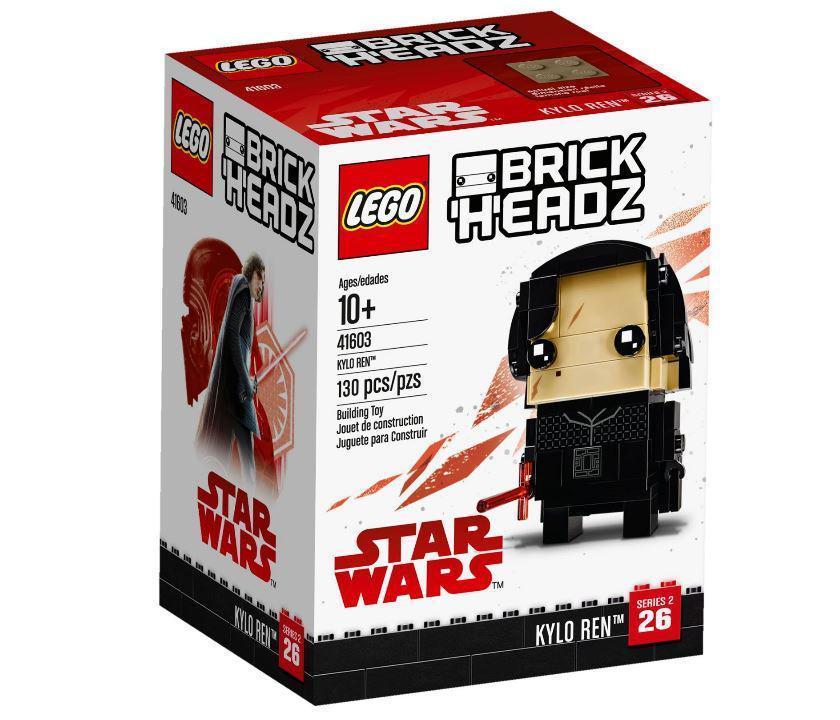 41603 Lego BrickHeadz Кайло Рен, Лего БрикХедз